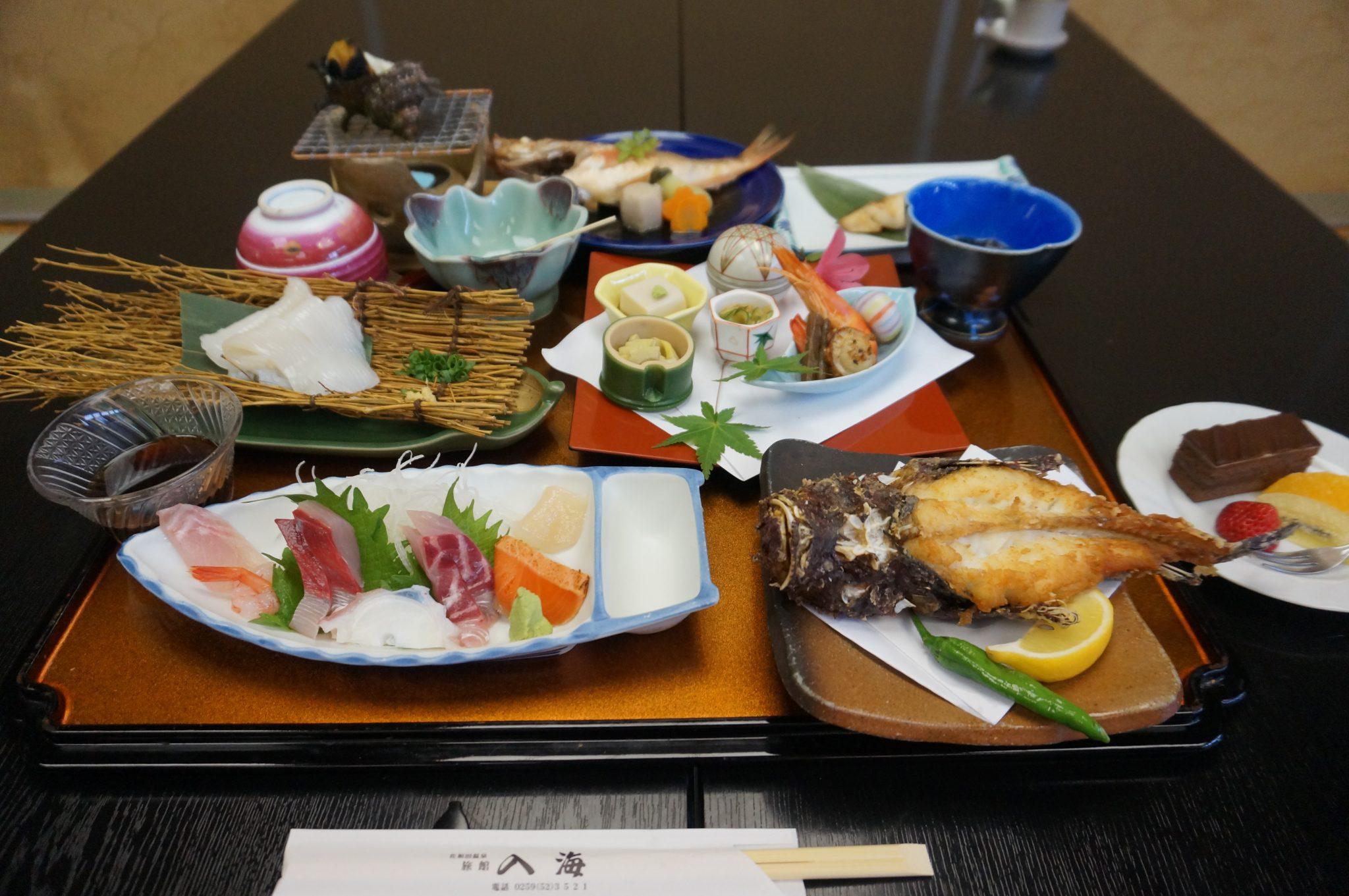 佐和田温泉旅館入海