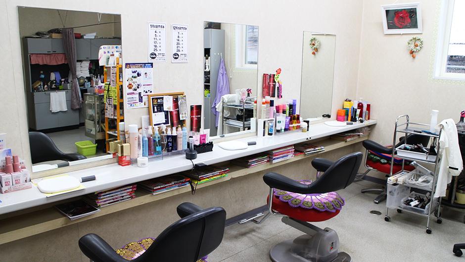 シャンビー美容室