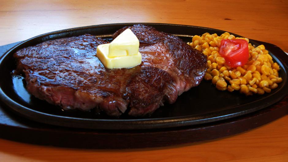 妙見ステーキ 3,180円