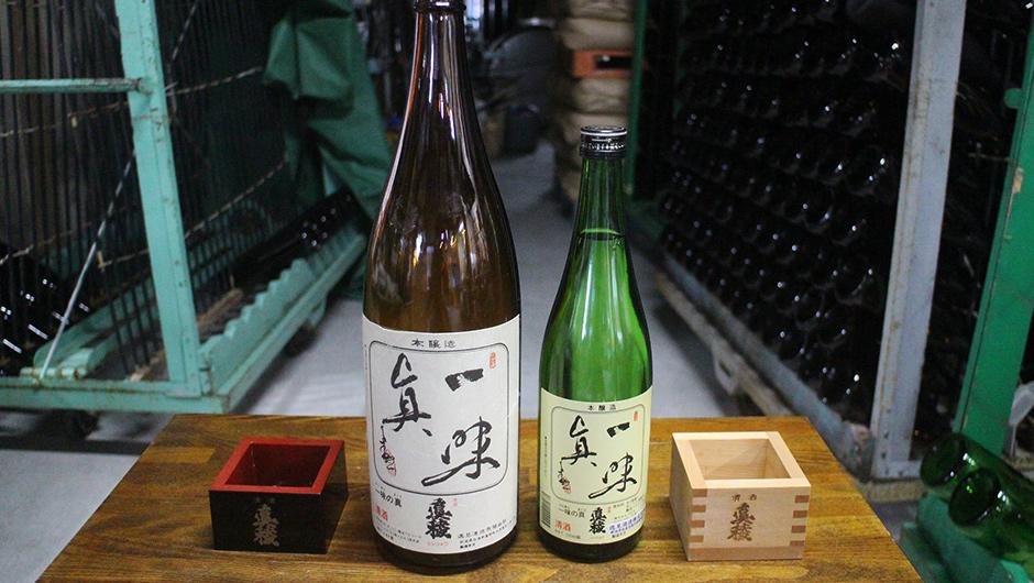本醸造 一味の真(1800ml) 2,048円