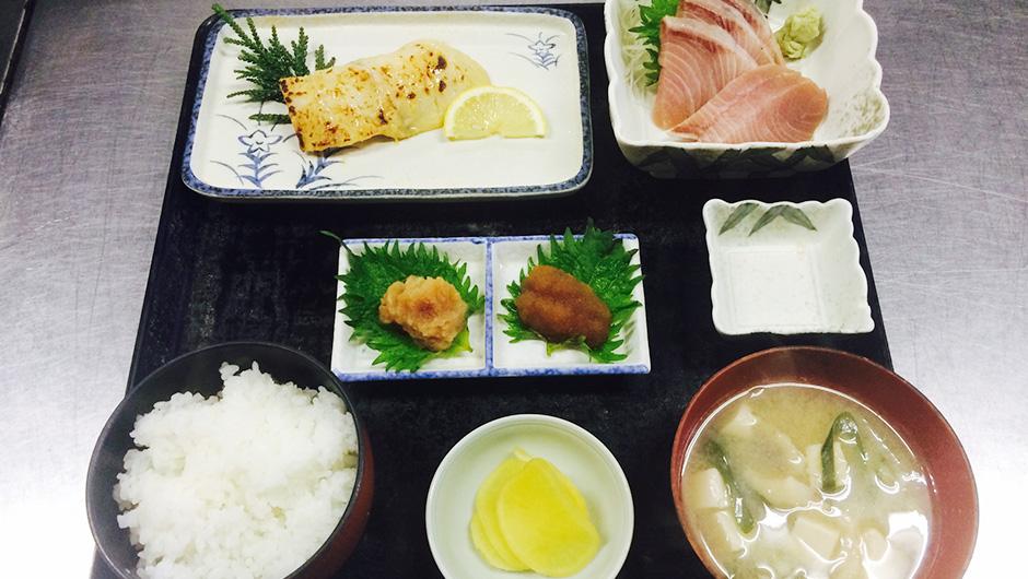 日替り定食 1,000円