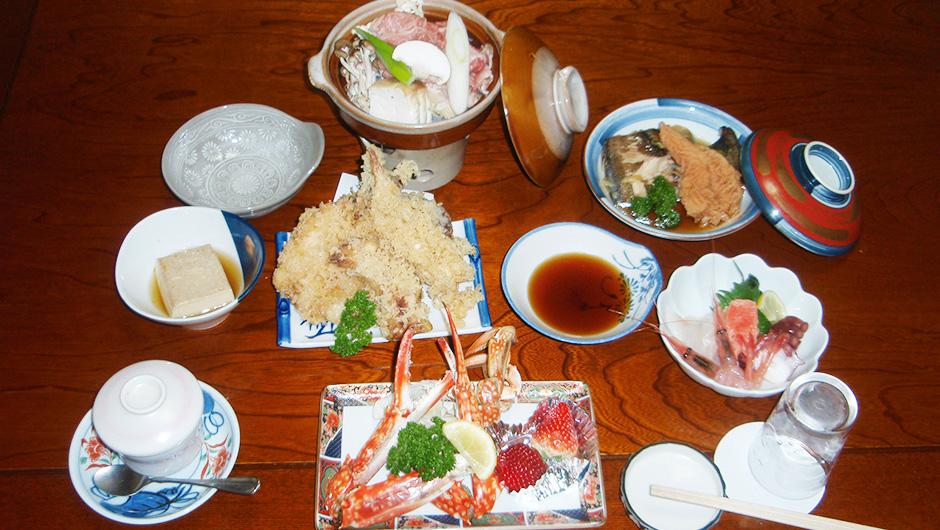 すき焼きコース 3,000円