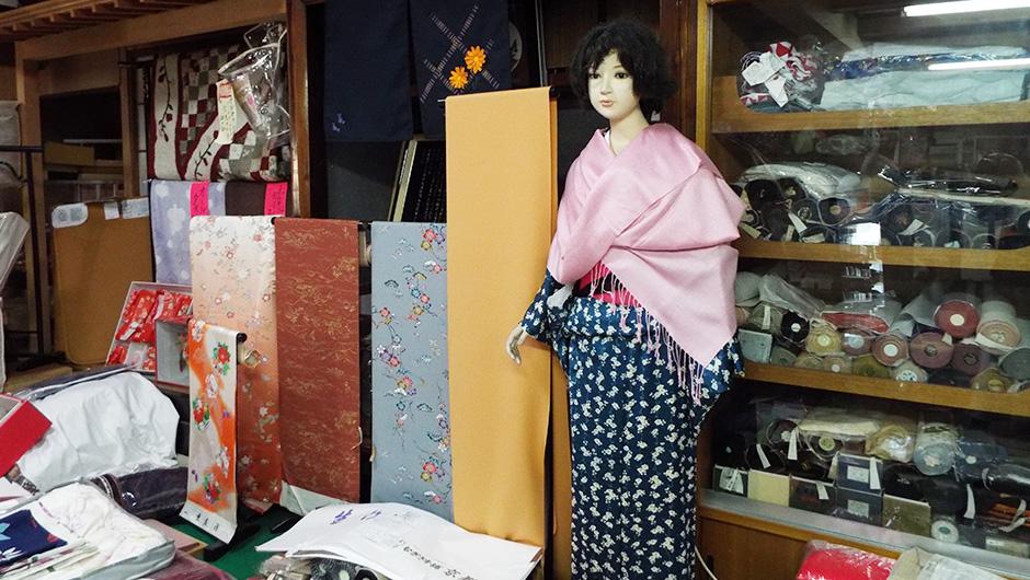 総合衣料店