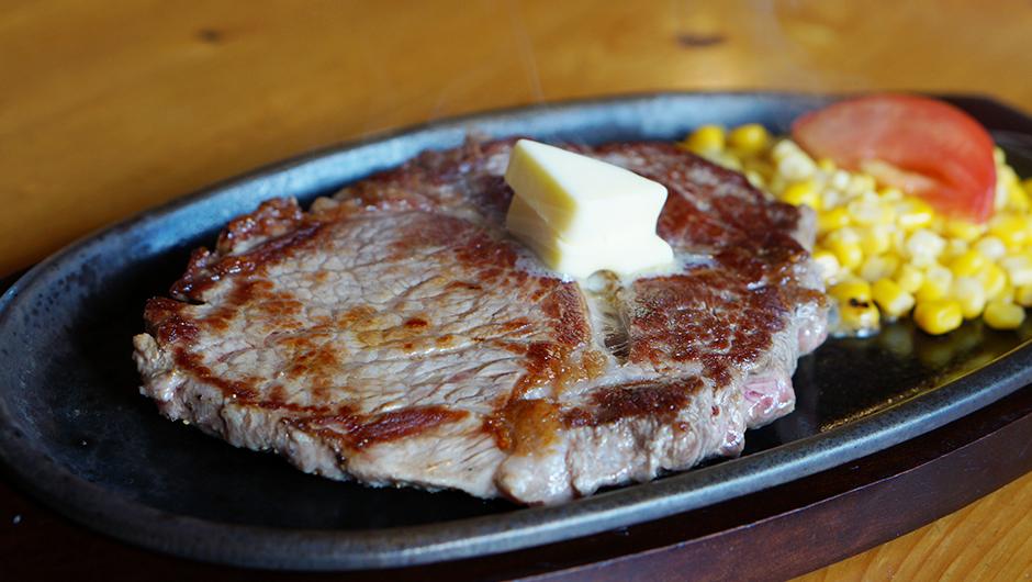 妙見ステーキ 3,300円